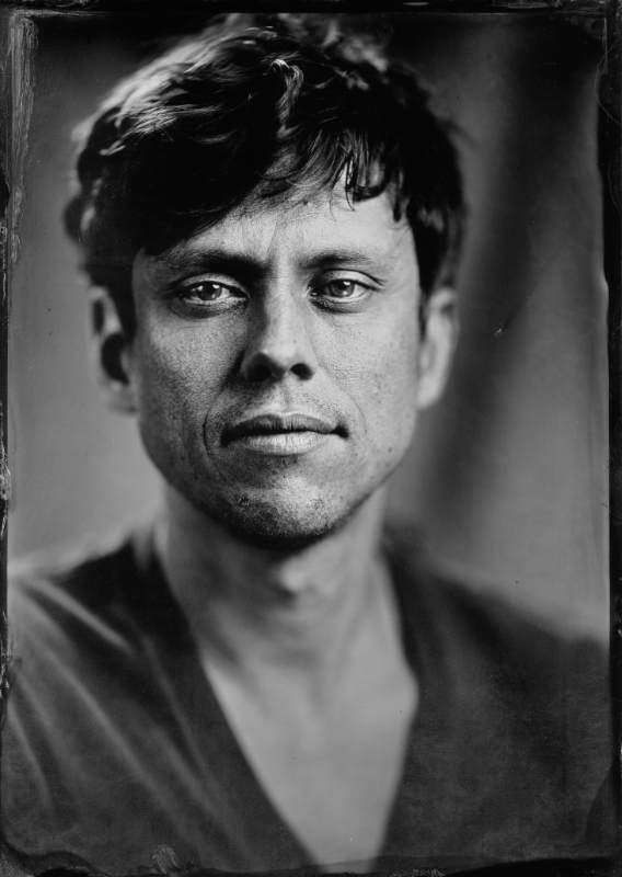Wet Plate Collodion - Luki - by thilo nass