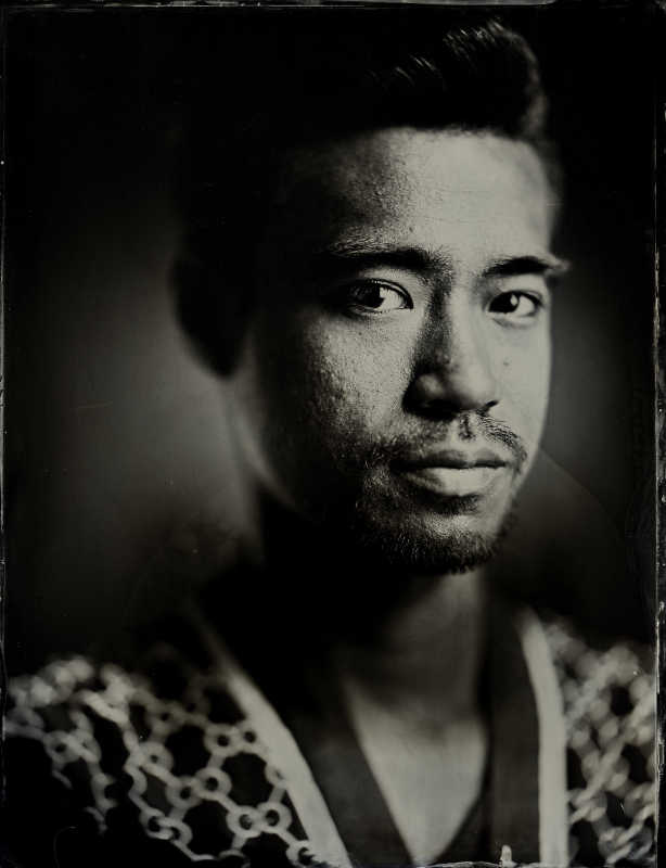 Wet Plate Collodion Kollodium Sushi Cook Thilo Nass_