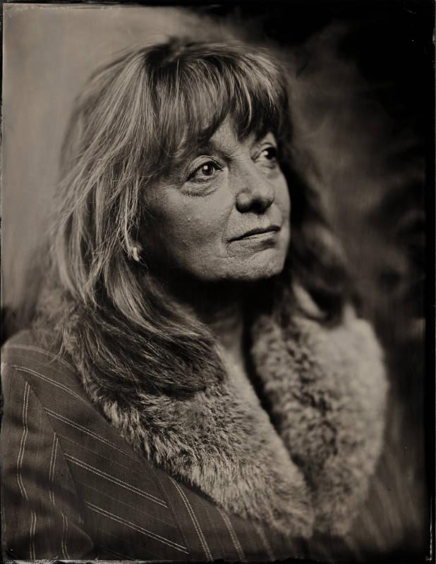 Portrait auf Kollodium Nassplatte - Fotograf Thilo Nass Silberbilder