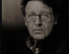 thilo Nass Kollodium Portrait Friedrich Paulsen