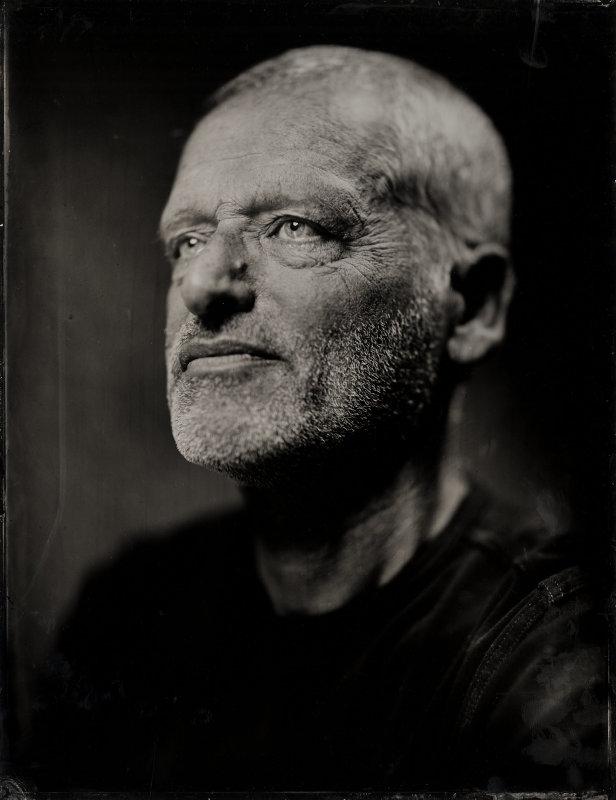 Thilo Nass Portrait Kollodium 11