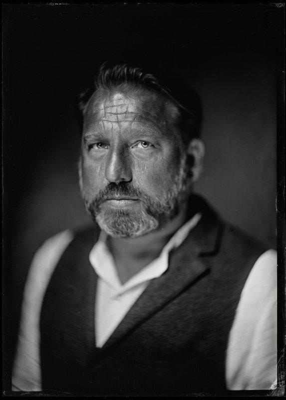 Thilo Nass Portrait Kollodium 9